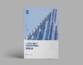 地产企业画册设计-房地产企业宣传册设计
