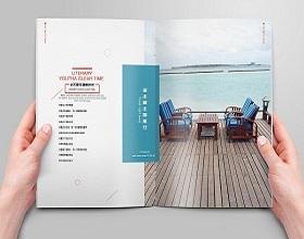 个人旅游画册设计-个人旅游纪念册设计制作